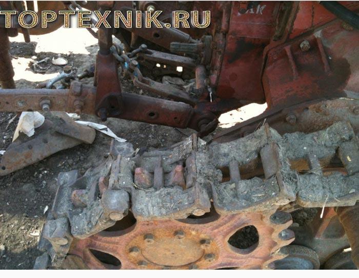 Т-70 подвеска