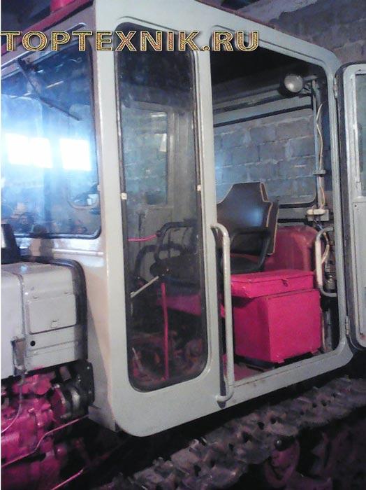 Трактор Т-70 кабина