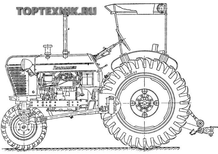 Т-28 конструктив