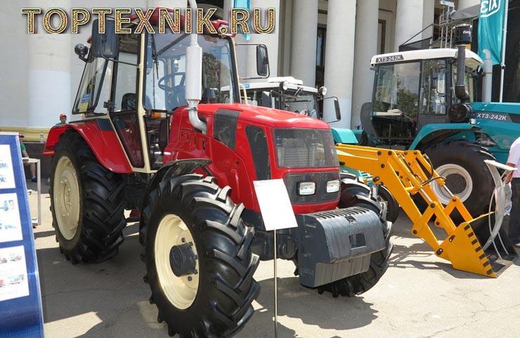 Модельный ряд тракторов ЛТЗ