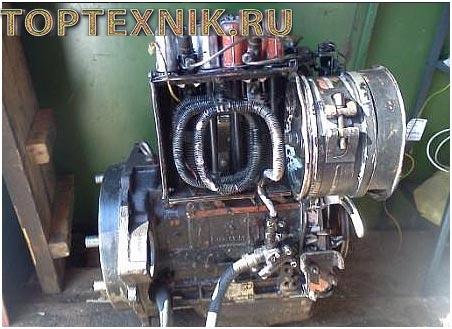 двигатель марки Д120