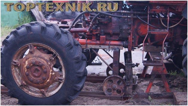 универсально-пропашный трактор Т-30