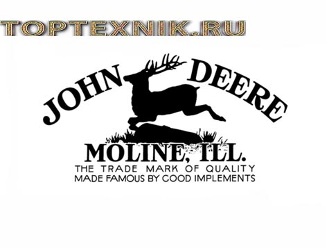 компания John Deere лого