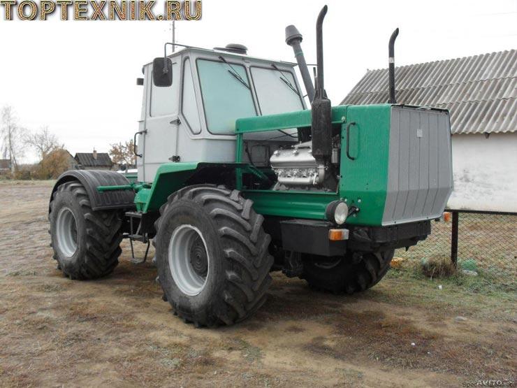 Трактор Т-150К внешне
