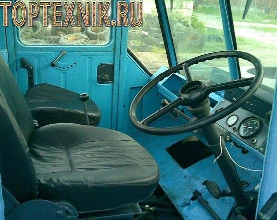 Трактор Т-150 - Технические характеристики