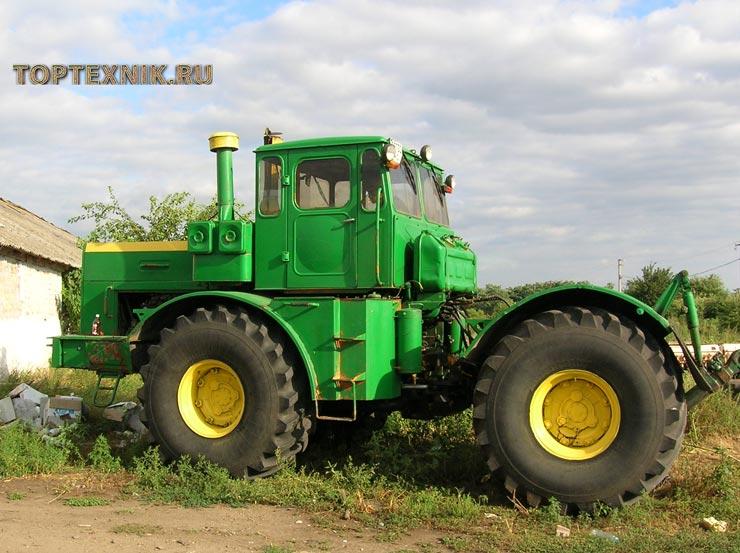 Трактор К-701 внешний
