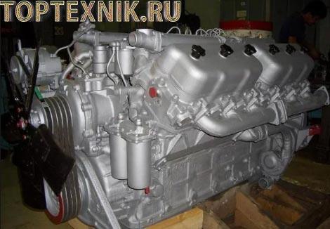 Трактор К-701 - Технические характеристики