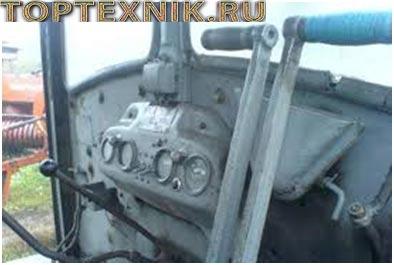 трактор Т 74 кабина