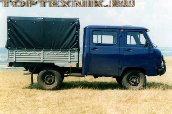 УАЗ 39094 тент