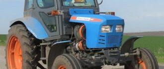 Трактор Владимирец