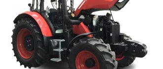 Трактор Ant Zetor 4135f