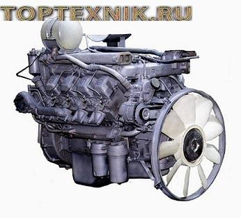 Мотор КамАЗ-740.30