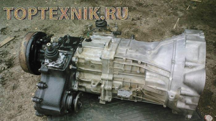 Раздатка УАЗ Патриот
