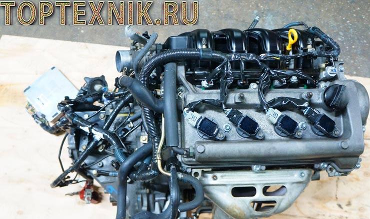 Двигатель 1 NZ FE