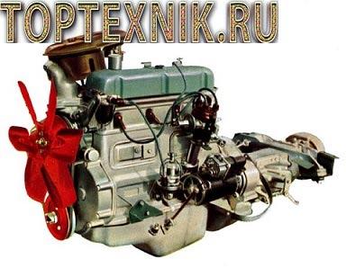 Мотор УМЗ-451