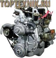 Мотор УМЗ-4178