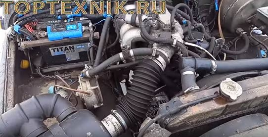 Газобаллонное оборудование на УАЗ
