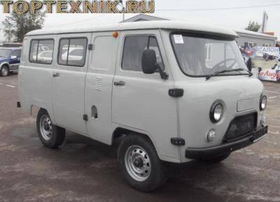 УАЗ 396255 модель