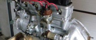 Двигатель 421 УАЗ