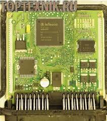 прошивки электронного блока управления