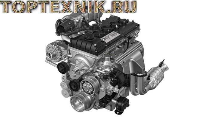 Мотор автомобиля УАЗ Профи