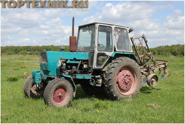 Трактор ЮМЗ 6:технические характеристики, вес, двигатель, КПП