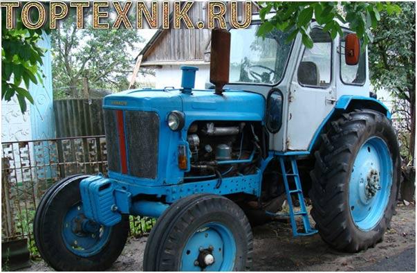 6Л трактор