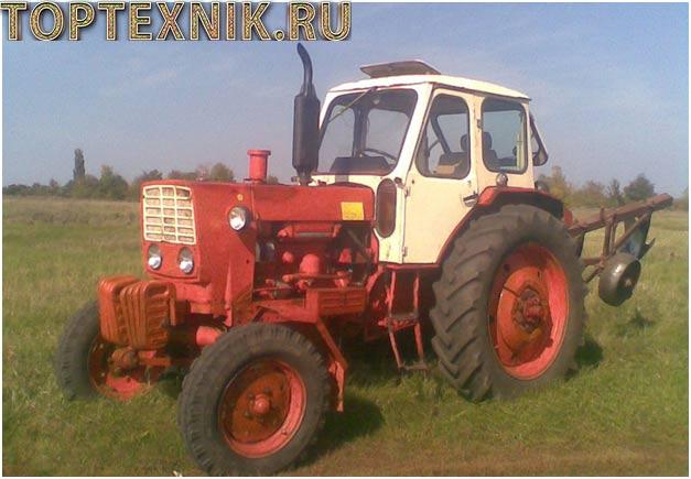 6АЛ трактор