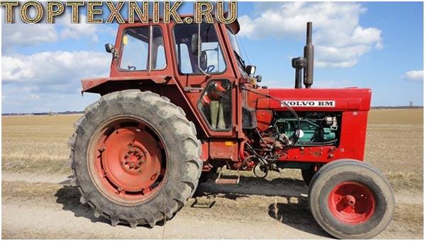 Вольво BM-700