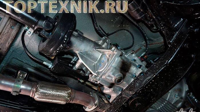 УАЗ Профи механическую коробку