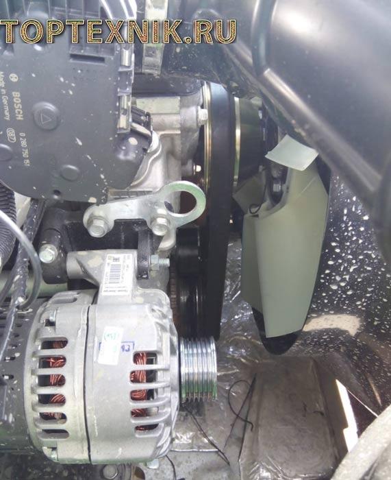 Схема электропроводки автомобиля UAZ Profi
