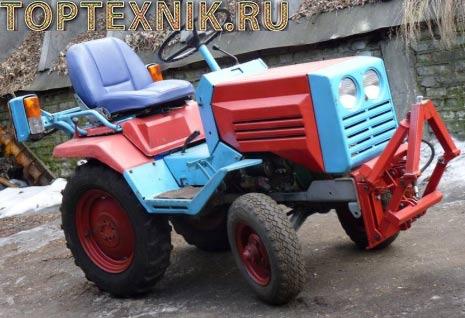 трактор КМЗ