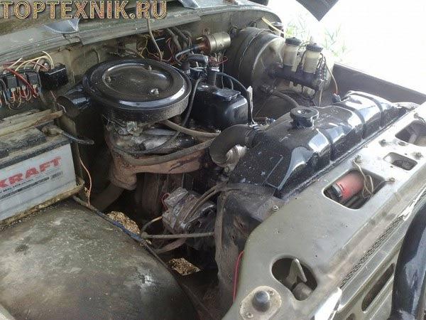 Двигатель УАЗ 31519