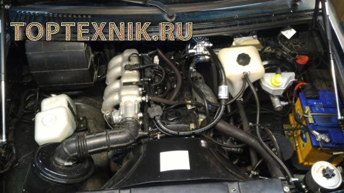 УАЗ Карго двигатель