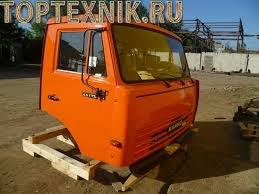 кабина КамАЗ 55111