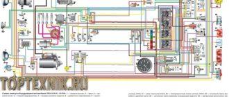 Электросхема УАЗ 31514