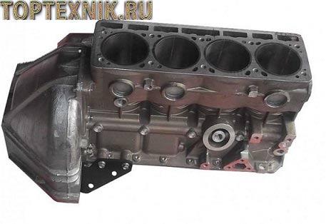 Блок мотора 4216