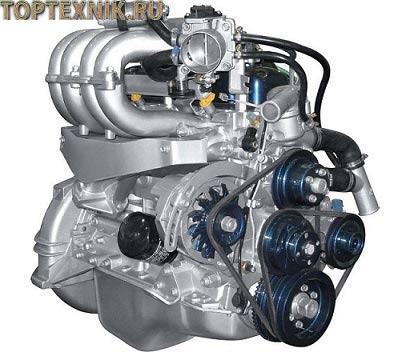 Модификация мотора 421640