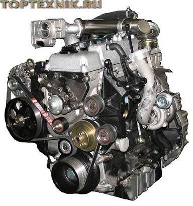 Мотор ЗМЗ-51432
