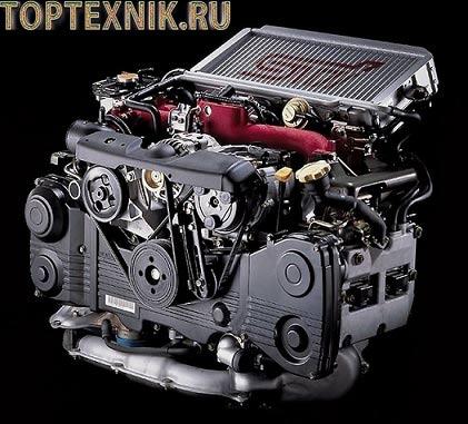 Мотор EJ25