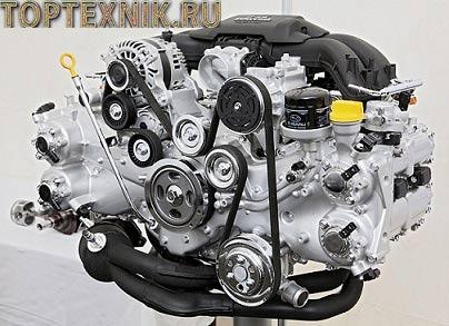 Мотор FA20
