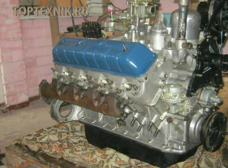 Двс ГАЗ 66