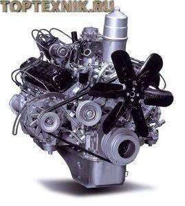Мотор ЗМЗ-66