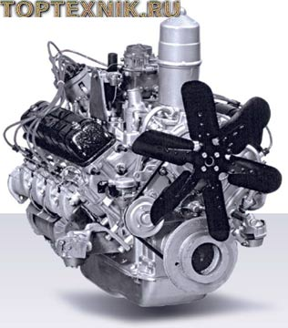 Мотор ЗМЗ-513