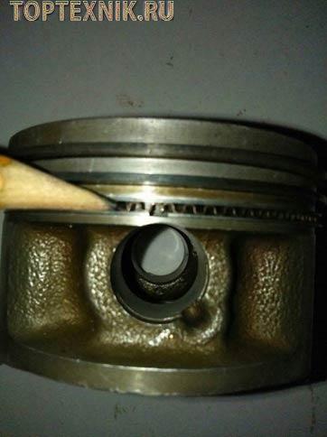 кольца защищают цилиндровую полость