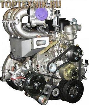 Мотор 414