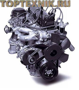 Мотор 417