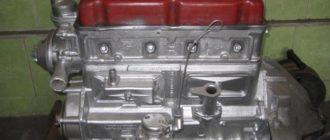 417 двигатель УАЗ