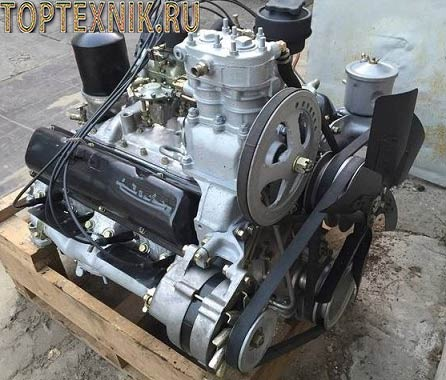 Мотор ЗИЛ-130