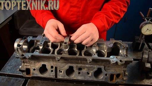 Сборка мотора